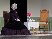 VHS students prepare for musical Little Women